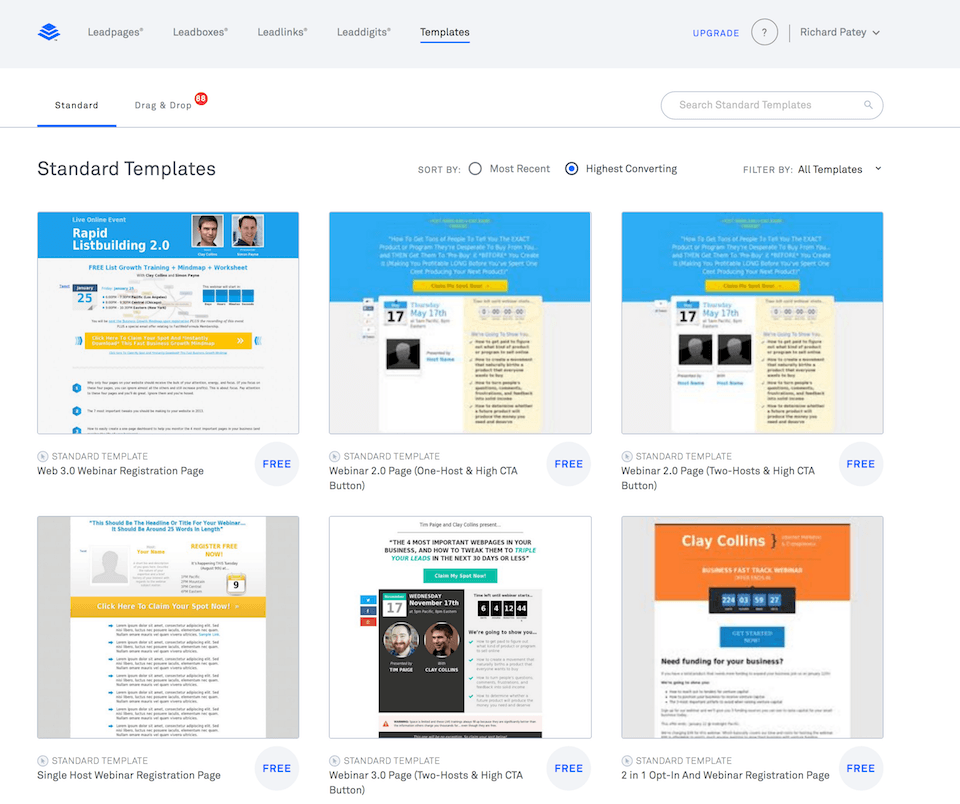 leadpages review